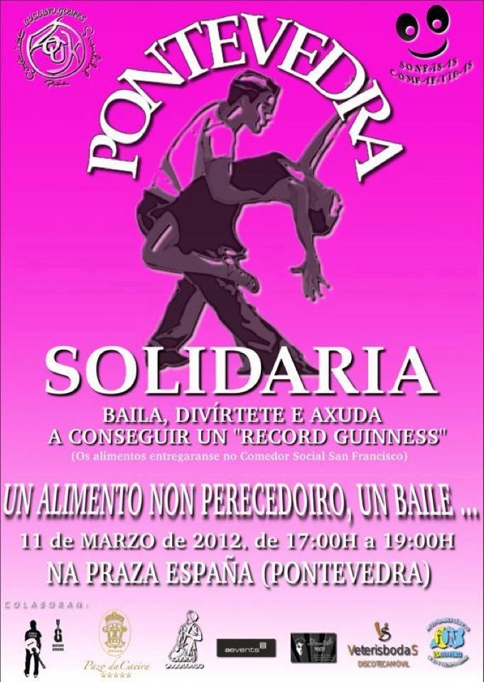 Baile en Pontevedra