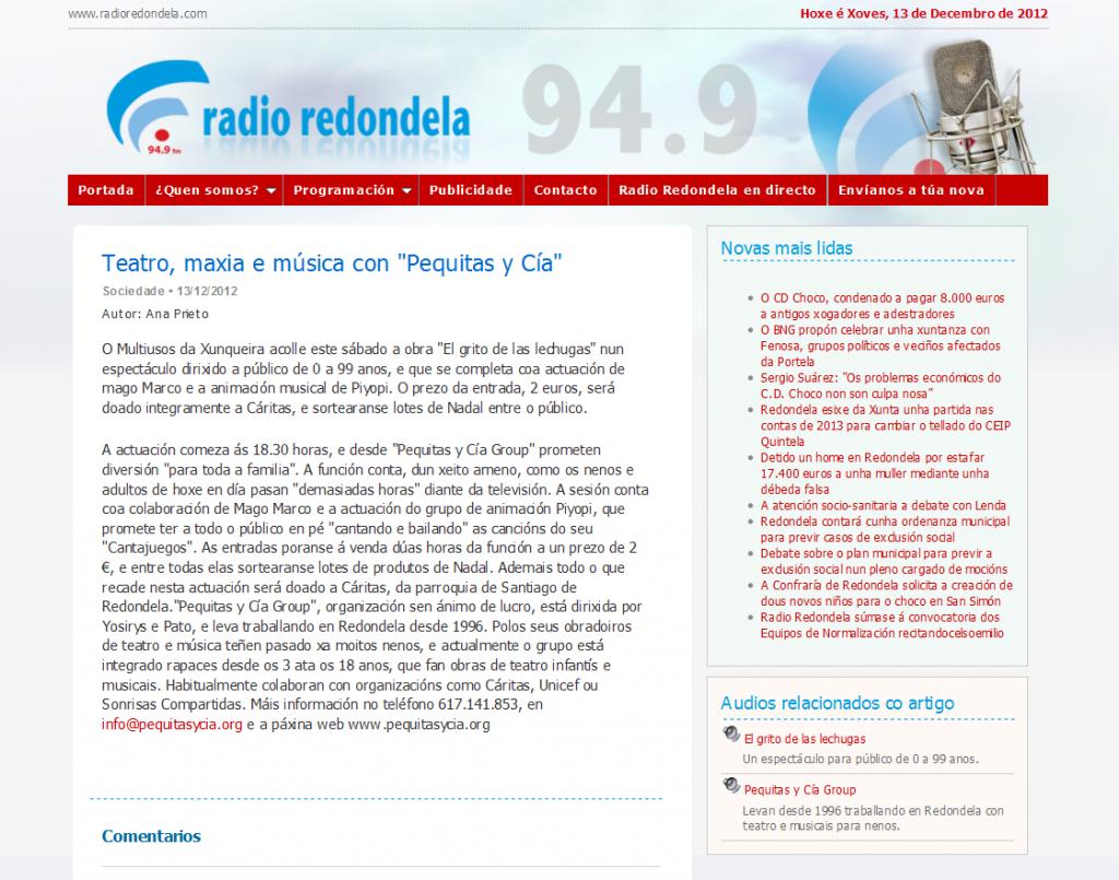 Radio Redondela