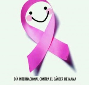 Dia Internacional del Cancer de Mama