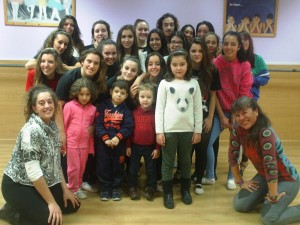 Participacion con su musical City of Angels