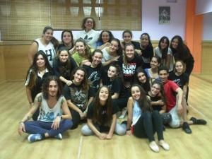 Escuela de Danza de Miriam Pino con el Musical Ciudad de Angeles
